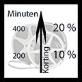 16mm film, 16 mm film, 16mm film digitaliseren, kwantumkorting