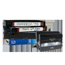 VHS naar DVD omzetten