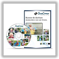 foto's digitaliseren, foto's scannen, foto digitaliseren, gepersonaliseerde DVD