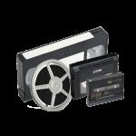 video en film materialen
