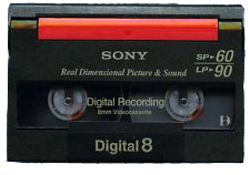 HI8 naar DVD omzetten